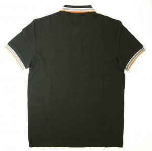 No.2 ポロシャツ メンズ PADDY ゴルフ用(ダークグレー)