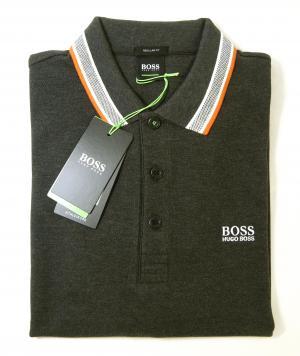 No.6 ポロシャツ メンズ PADDY ゴルフ用(ダークグレー)