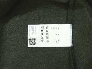 No.7 ポロシャツ メンズ PADDY ゴルフ用(ダークグレー)