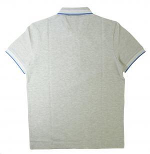 No.2 ポロシャツ メンズ PADDY ゴルフ用(ライトグレー)