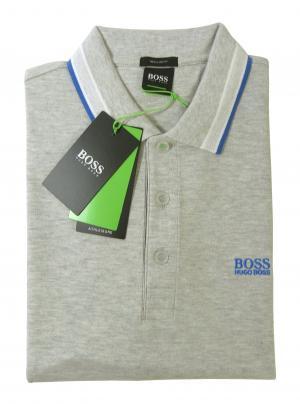 No.6 ポロシャツ メンズ PADDY ゴルフ用(ライトグレー)