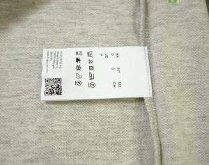 No.7 ポロシャツ メンズ PADDY ゴルフ用(ライトグレー)