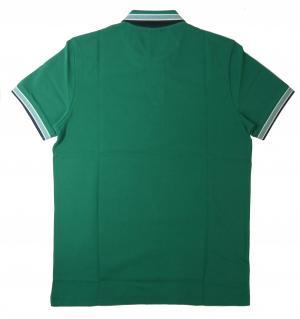 No.2 ポロシャツ メンズ PADDY ゴルフ用(ダークグリーン)