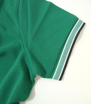 No.3 ポロシャツ メンズ PADDY ゴルフ用(ダークグリーン)