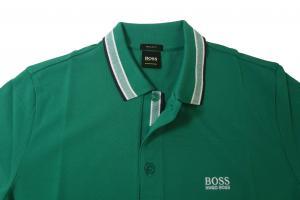 No.4 ポロシャツ メンズ PADDY ゴルフ用(ダークグリーン)