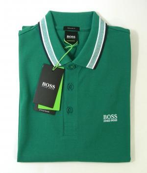 No.6 ポロシャツ メンズ PADDY ゴルフ用(ダークグリーン)