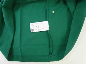 No.7 ポロシャツ メンズ PADDY ゴルフ用(ダークグリーン)