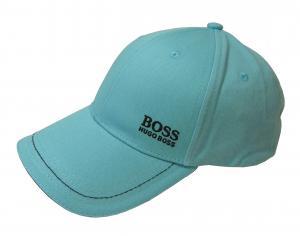 ヒューゴ・ボス 帽子 キャップ メンズ ボスグリーン  ゴルフ(ブルー)