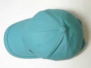 No.3 帽子 キャップ メンズ ボスグリーン  ゴルフ(ブルー)