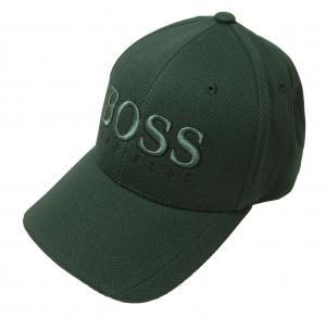 ヒューゴ・ボス 帽子 キャップ メンズ ボスグリーン  ゴルフ(グリーン)