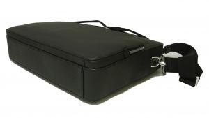 No.4 ビジネスバッグ ドキュメントケース ブラック ブリーフケース