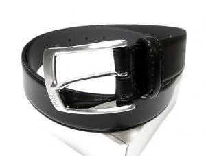 ヒューゴ・ボス ベルト メンズ ビジネス フォーマル ESILY (ブラック) 80cm