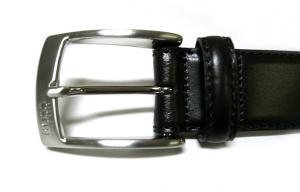 No.3 ベルト メンズ ビジネス フォーマル ESILY (ブラック) 80cm