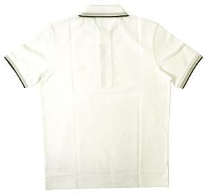 No.2 ポロシャツ ボスグリーン PADDY ゴルフ用 (ホワイト)