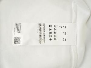 No.6 ポロシャツ ボスグリーン Sサイズ PADDY ゴルフ用 (ホワイト)