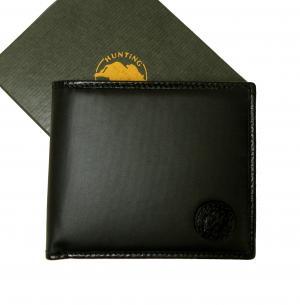 ハンティングワールド 財布 メンズ BATTUE ORIGIN 二つ折 (ブラック)