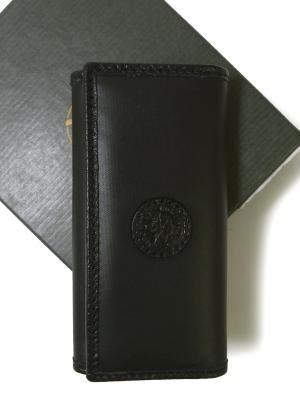 ハンティングワールド キーケース  BATTUE ORIGIN 4連ロング (ブラック)