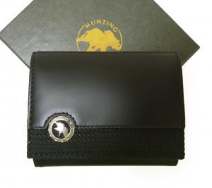 ハンティングワールド コインケース SANDUKU-DURA (ブラック)