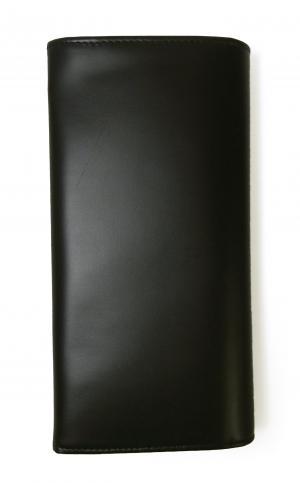 No.2 長財布 SANDUKU-DURA 二つ折 (ブラック)