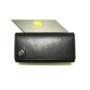 ハンティングワールド 財布 TAHOE  二つ折長財布(ブラック) MainPhoto