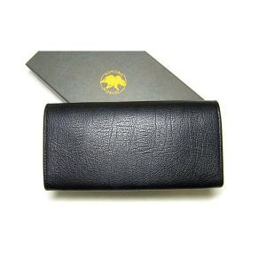 No.2 財布 TAHOE  二つ折長財布(ブラック)