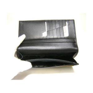 No.6 財布 TAHOE  二つ折長財布(ブラック)