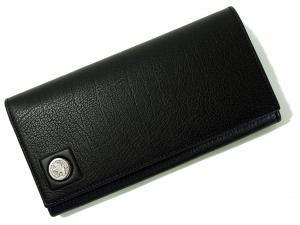 No.8 財布 TAHOE  二つ折長財布(ブラック)