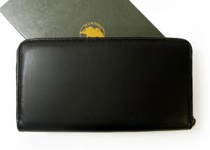 No.2 長財布 メンズ BATTUE ORIGIN バチュー ラウンドファスナー