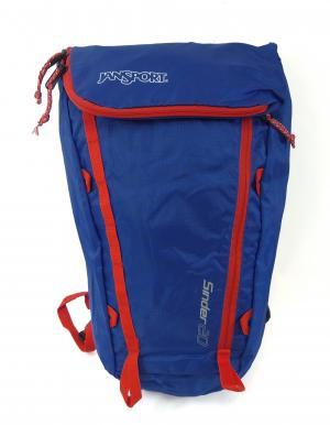 ジャンスポーツ リュックサック デイパック ブルー  軽量 約260グラム 通気性 SINDER20