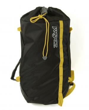 ジャンスポーツ リュックサック バックパック ブラック 軽量 約200グラム 通気性 SINDER15