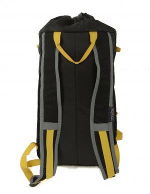 No.2 リュックサック バックパック ブラック 軽量 約200グラム 通気性 SINDER15