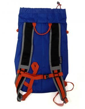 No.2 リュックサック バックパック ブルー  軽量 約200グラム 通気性 SINDER15