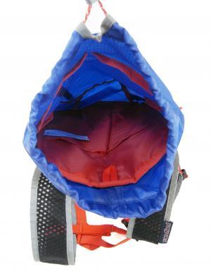 No.3 リュックサック バックパック ブルー  軽量 約200グラム 通気性 SINDER15