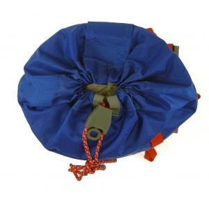 No.6 リュックサック バックパック ブルー  軽量 約200グラム 通気性 SINDER15