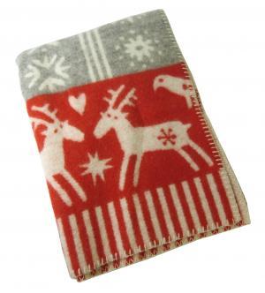 クリッパン ブランケット ウール シングル 暖かい 毛布 北欧 LAPPLAND 130×180cm