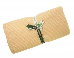 クリッパン スローケット ブランケット ひざ掛け  ウール ピンク Domino Baby 65×90cm