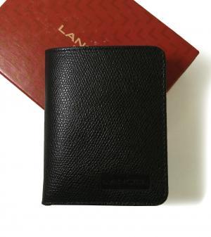 ランセル カードケース (ブラック)