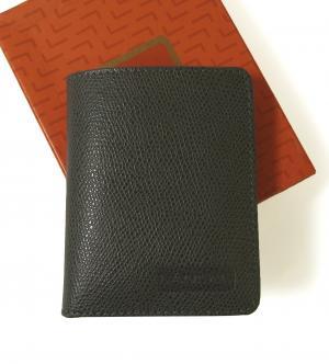 ランセル カードケース (グレー)