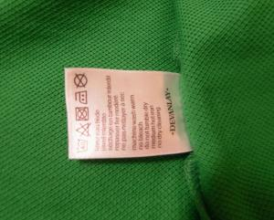 No.8 ポロシャツ (グリーン) 3(XS)サイズ