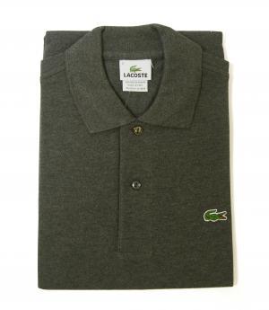 ラコステ ポロシャツ (エレファントグレー)2(XXS)サイズ