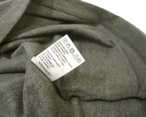 No.6 ポロシャツ (エレファントグレー)2(XXS)サイズ