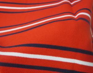 No.8 ポロシャツ (レッド)