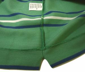 No.8 ポロシャツ (グリーン) 4(S)サイズ