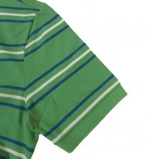 No.9 ポロシャツ (グリーン) 4(S)サイズ