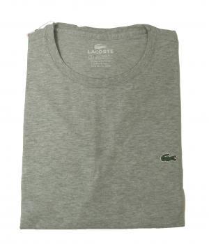 ラコステ Tシャツ ピマ・コットン (グレー)