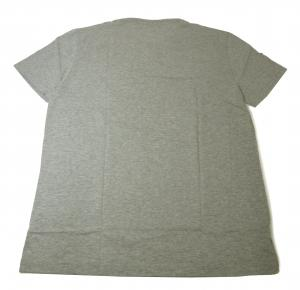 No.4 Tシャツ ピマ・コットン (グレー)