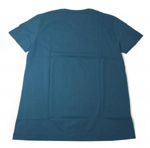 No.4 Tシャツ ピマ・コットン (ブルー)