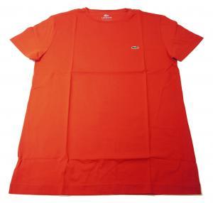 No.2 Tシャツ ピマ・コットン (レッド)