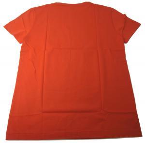 No.3 Tシャツ ピマ・コットン (レッド)