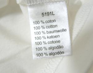 No.5 Tシャツ ピマ・コットン 2(ホワイト)